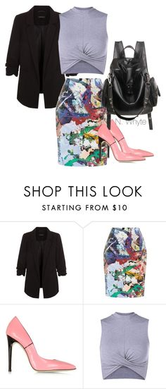 """""""Untitled #297"""" by vannessa-cmlv ❤ liked on Polyvore featuring New Look and Loriblu"""