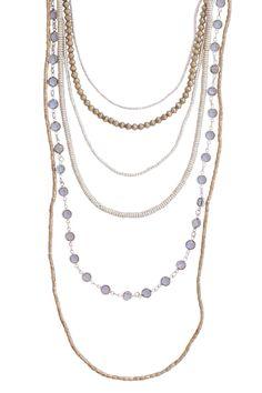 Sage Boho Necklace