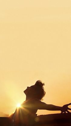 Harry Styles, Silhouette, Celestial, Sunset, Guys, Wallpaper, Outdoor, Singers, Outdoors