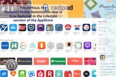 PowerHouz already has impressive specifications with functionalities we classified in two categories. read more:  http://powerhouz.com/powerho uz-homekit-featured-appstore/