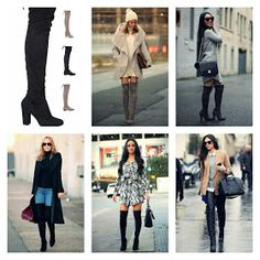 Over the knee boots Over The Knee Boots, Must Haves