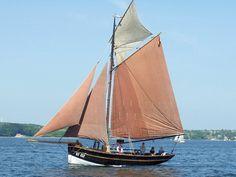 Schiffe in Arbeit: Elbfischkutter GRETA von Finkenwärder - Stiftung Hamburg Maritim
