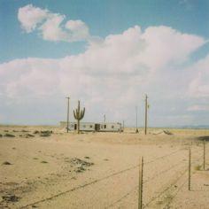 desert home