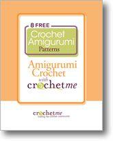 8 Free Crochet Amigurumi Patterns: Amigurumi Crochet
