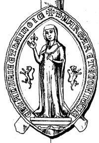 Margaretha II van Vlaanderen - Wikipedia