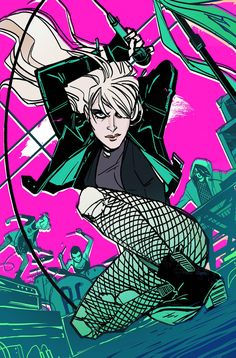 Black Canary (2015) Issue #1