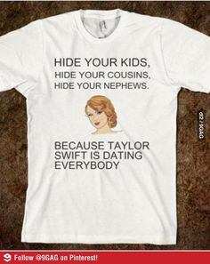 True Taylor Swift shirt