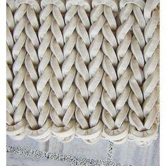 Modern Rugs Braided White Area Rug Rug Size: 4' x 6'