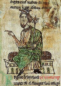 Hywel Dda (c. 880 – 950), (Hywel the Good), was the well-thought-of king of Deheubarth, who eventually came to rule all of Wales. He is remembered as one of the most responsible native Welsh rulers of all time, and credited with the development of Welsh law.