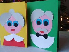 grandparents day crafts for preschoolers Sdzimy, e mog Ci si spodoba te tablice - Poczta Craft Stick Crafts, Diy And Crafts, Arts And Crafts, Paper Crafts, Grandparents Day Crafts, Mothers Day Crafts For Kids, Creative Activities, Activities For Kids, Cadeau Parents