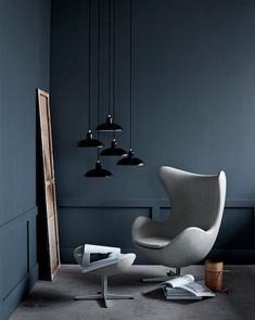 Egg Chair par Fritz Hansen