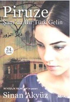 piruze   samda bir turk gelin - sinan akyuz - alfa yayincilik  http://www.idefix.com/kitap/piruze-samda-bir-turk-gelin-sinan-akyuz/tanim.asp