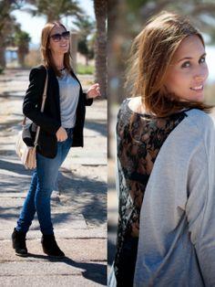 NO SOY TU ESTILO BLOG Estefania, nos trae este precioso Outfit, elegante y sensual, ideal para esta semana.  http://www.nosoytuestilo.com/2013/11/alternativasinditexbogavalentia.html?utm_source=twitterfeed&utm_medium=facebook
