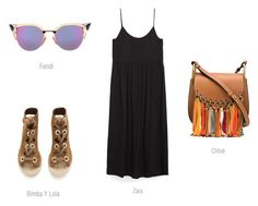 weekend by ireneconcello on Polyvore featuring Chloé and Fendi