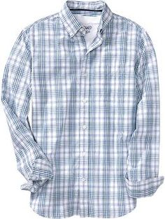 old navy classic slim fit shirt.... tall, large