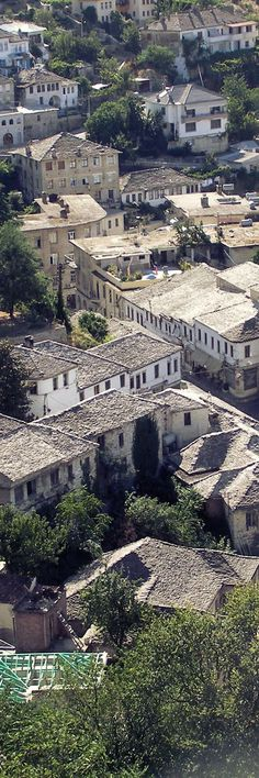 Berat - Gjirokastra -UNESCO World Heritage Site in Albania