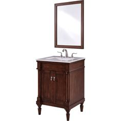 Add distinction and grace to your home or office bathroom with Wagner Single Bath Vanity with One Shelf Two Doors, Marble Top, Porcelain Sink, Walnut. 42 Inch Bathroom Vanity, Home Depot Bathroom Vanity, 30 Inch Vanity, Bathroom Vanities For Sale, Bath Vanities, Office Bathroom, Single Vanities, Bathroom Sinks, Bathrooms