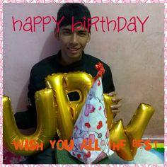 Happy birthday cintaa