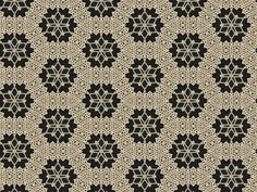 Lace Print Fabric | All-over lace fabric backgrounds - Cream lace over black background ...