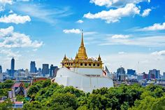 Discover the majectic #Wat #Saket with our #Bangkok #City #Guide: https://lc.cx/ZtTd