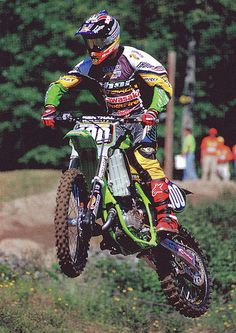 2001 Southwick Mike Brown - MXA Photo | Flickr - Photo Sharing!