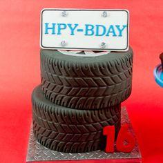 Tire Cake                                                                                                                                                                                 More