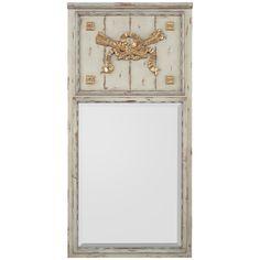 John Richard Trumeau Rectangular Mirror