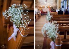 wedding church flowers - Cerca con Google