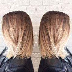 47 Hot Long Bob Haircuts and Hair Color Ideas   StayGlam Bob Frisur Bob Frisuren
