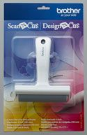 Brother - ScanNCut and DesginNCut - Perfect for securing material firmly and evenly to your cutting mat. It is also great for burnishing material such as adhesive craft vinyl onto smooth surfaces.
