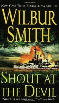 Shout at the Devil by Wilbur Smith, http://www.amazon.com/dp/0312940637/ref=cm_sw_r_pi_dp_TgkHqb0REC8J8