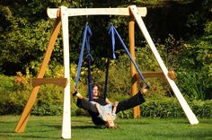 Yoga swing- This will be Billy's next project