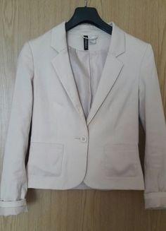 Kaufe meinen Artikel bei #Kleiderkreisel http://www.kleiderkreisel.de/damenmode/blazer-blazer/148553614-blazer-in-nude