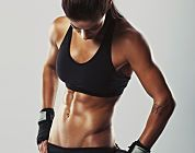 How Long Should It Take to See Muscle Definition?  http://annalinnehan.com