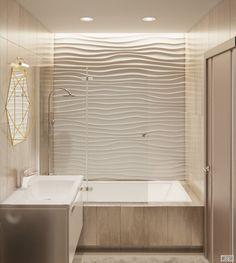 Ideas Small House Remodel Renovation Floors For 2019 Apartment Bathroom Design, Bathroom Design Small, Bathroom Layout, Bathroom Interior Design, Modern Bathroom, Modern Interior, White Bathroom, Bad Inspiration, Bathroom Inspiration