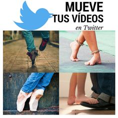 Vídeos Twitter Photoshop, Twitter, Videos, Kitten Heels, Shoes, School, Zapatos, Shoes Outlet, Shoe