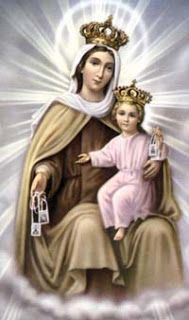 United Hearts of Holy Love: Why did she appear in Garabandal as Our Lady of Mount Carmel?