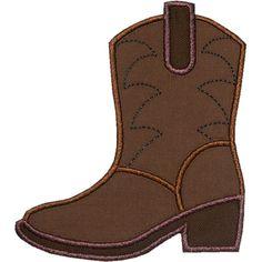 Cowboy Boot Silhouette Clip Art Cowboy Boot Vector