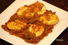 Nadan Mutta Roast (Egg Roast Kerala Style)