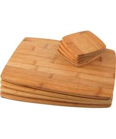 Bamboo Placemats.