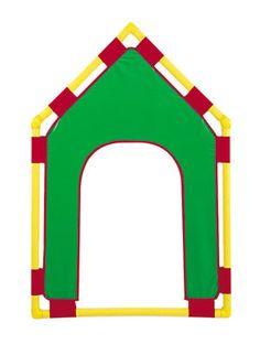 """CF900-523G Gable Door, Green, 48""""L x 31""""W"""