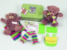 Read about the new Teddies in a Tin from Apples to Pears