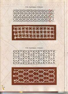 Dentelle au fuseau, les bases - Maria Carmela Fascione - Picasa Albums Web