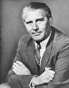 """Wernher von Braun (Pioneer rocket engineer) """"I find it as difficult to understand a scientist who does not acknowledge the presence of a superior rationality behind the existence of the universe as it is to comprehend a theologian who would deny the advances of science."""" -"""