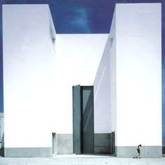 Alvaro Siza, Parish Church, Marco de Canavezes, Portugal, 1990-96