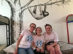 Volunteer in Costa Rica: Sloth/Mammal Conservation Amphibians, Mammals, Costa Rica Sloth, Turtle Conservation, Sea Turtles, Pet Care, Wildlife, T Shirts For Women, Park