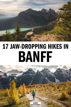 Parc National De Banff, National Parks, Banff Canada, Canada Canada, Canada Trip, Alberta Travel, Hiking Guide, Hiking Trails, Visit Canada