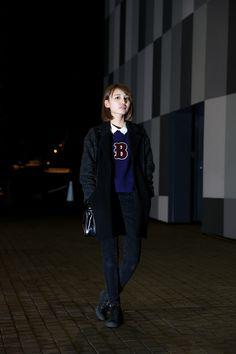 ストリートスナップ原宿 - ほしのかなさん   Fashionsnap.com