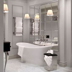ClippingBook   Decorating Ideas For Your Bathroom, Mirror Bathroom, Bathtub  Ideas, Bathroom Ideas, Redoing Your Bathroom By Sophia