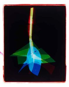Nielsen, Liz, 1975. Composition: Eiffel Tower, 2012. Unique chromogenic print, 50 x 40 in (127 x 101.6 cm)